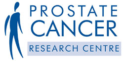 Prostate Cancer Research logo