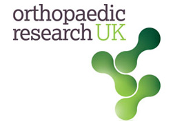 Orthopaedic Research UK logo