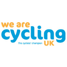 Cycling UK button