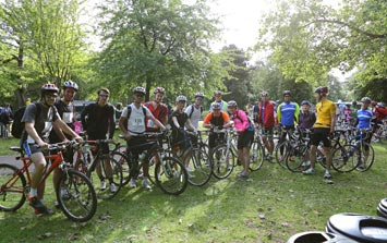 Team Experian - London to Oxford